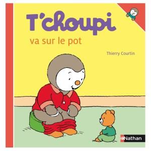 Pot - T'choupi