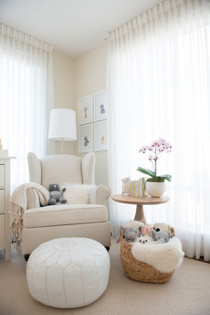 20 Extremely Lovely Neutral Nursery Room Decor Ideas That ... on Picture Room Decor  id=80418