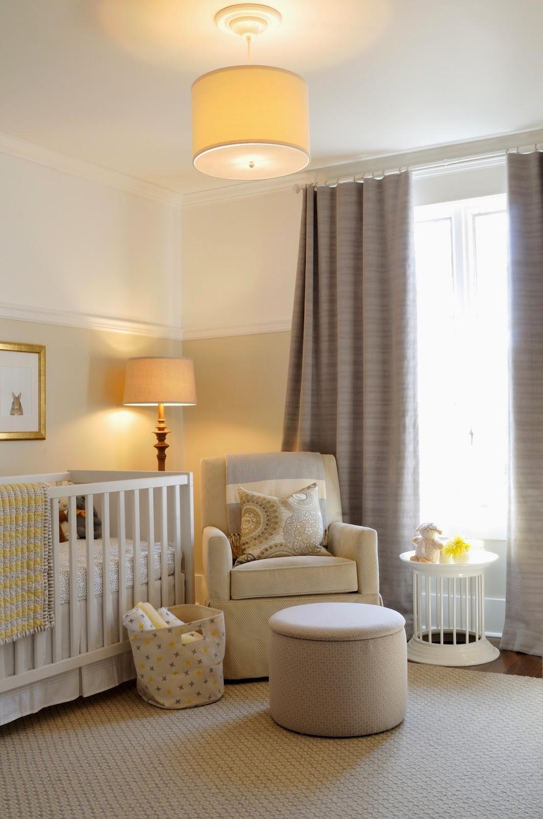 20 Extremely Lovely Neutral Nursery Room Decor Ideas That ... on Decor Room  id=87712