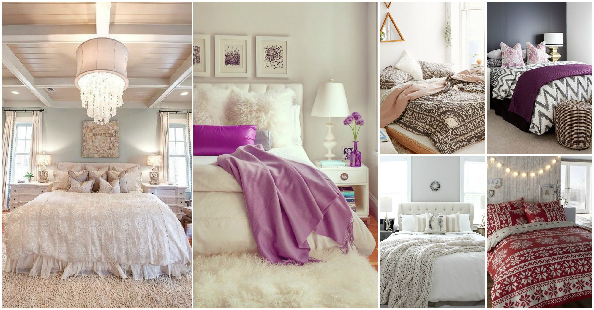 15 + Lovely Bedroom Decor Ideas That Will Steal The Show on Pictures Room Decor  id=33899
