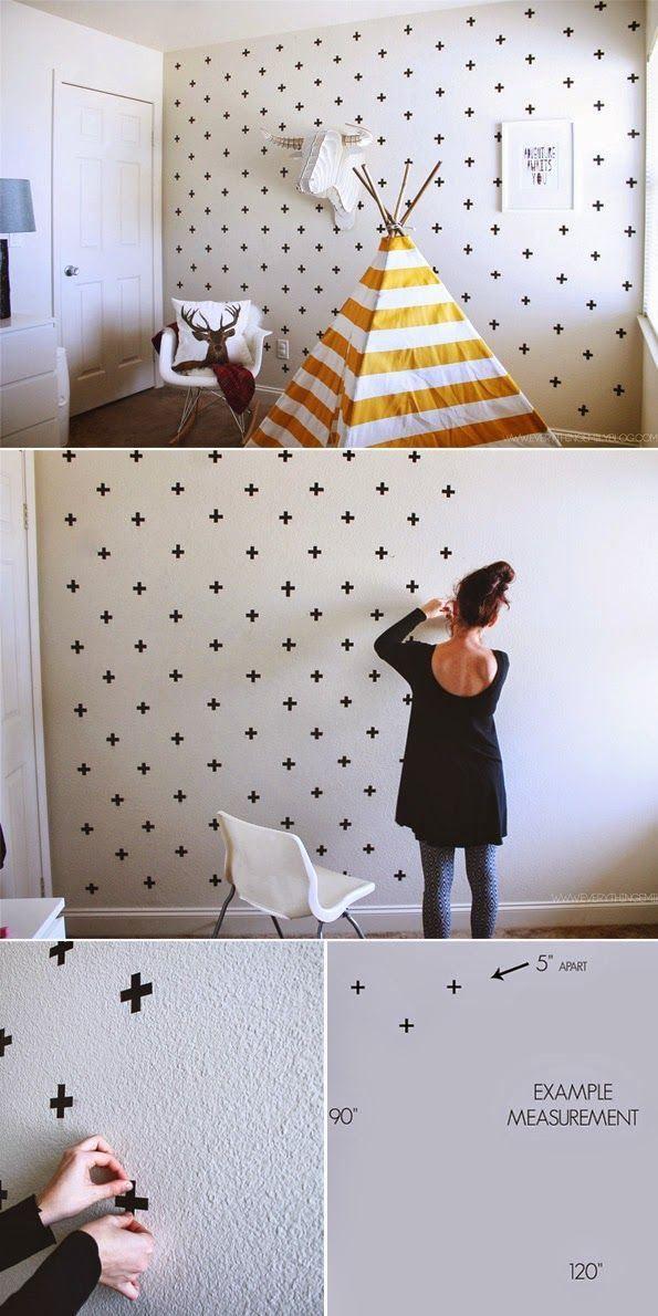 20 DIY Innovative Wall Art Decor Ideas That Will Leave You ... on Creative Wall Decor Ideas  id=80339