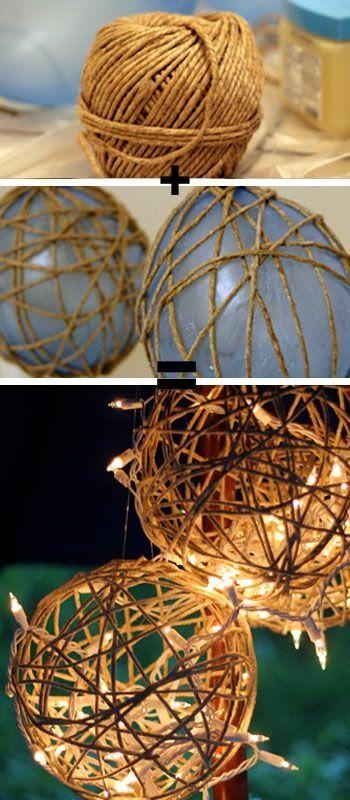 DIY Adorable Garden Globes That Will Beautify Your Garden on Diy Garden Decor  id=80001