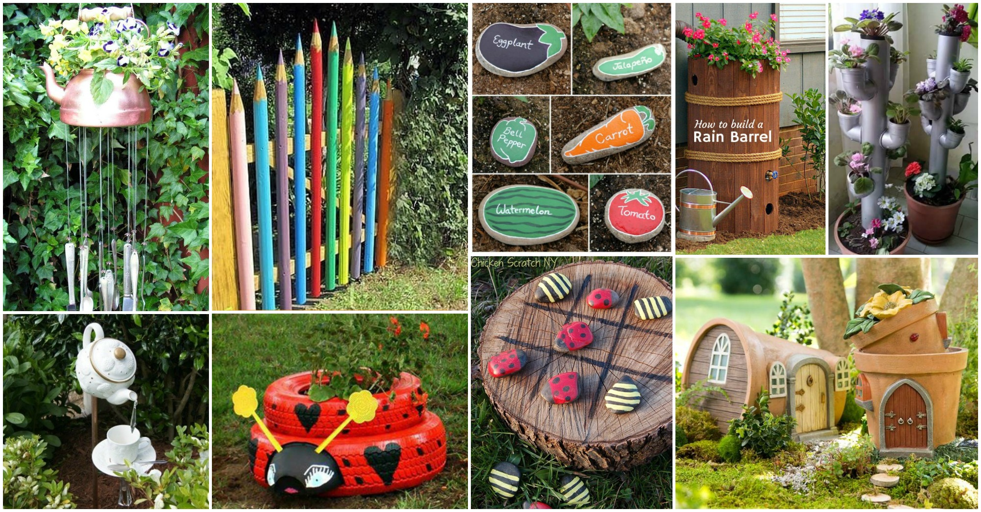 20+ Cute Garden Decor Projects That Will Steal The Show on Cute Small Backyard Ideas id=92270