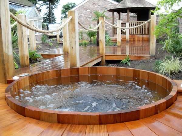Deck Design Ideas With Hot Tubs That Will Blow Your Mind on Deck And Hot Tub Ideas  id=35394