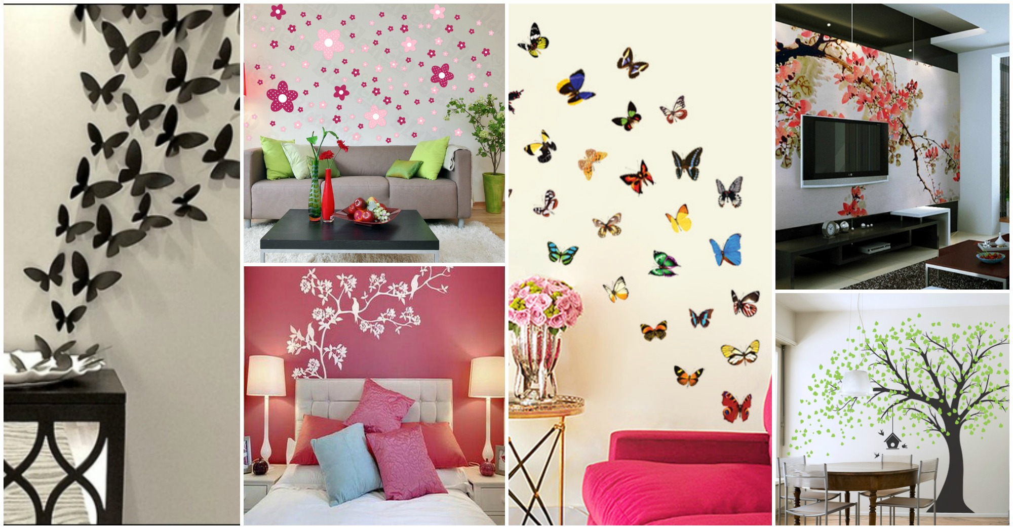 Fantastic Wall Decor Designs That You Will Have To See on Pinterest Wall Decor  id=29169