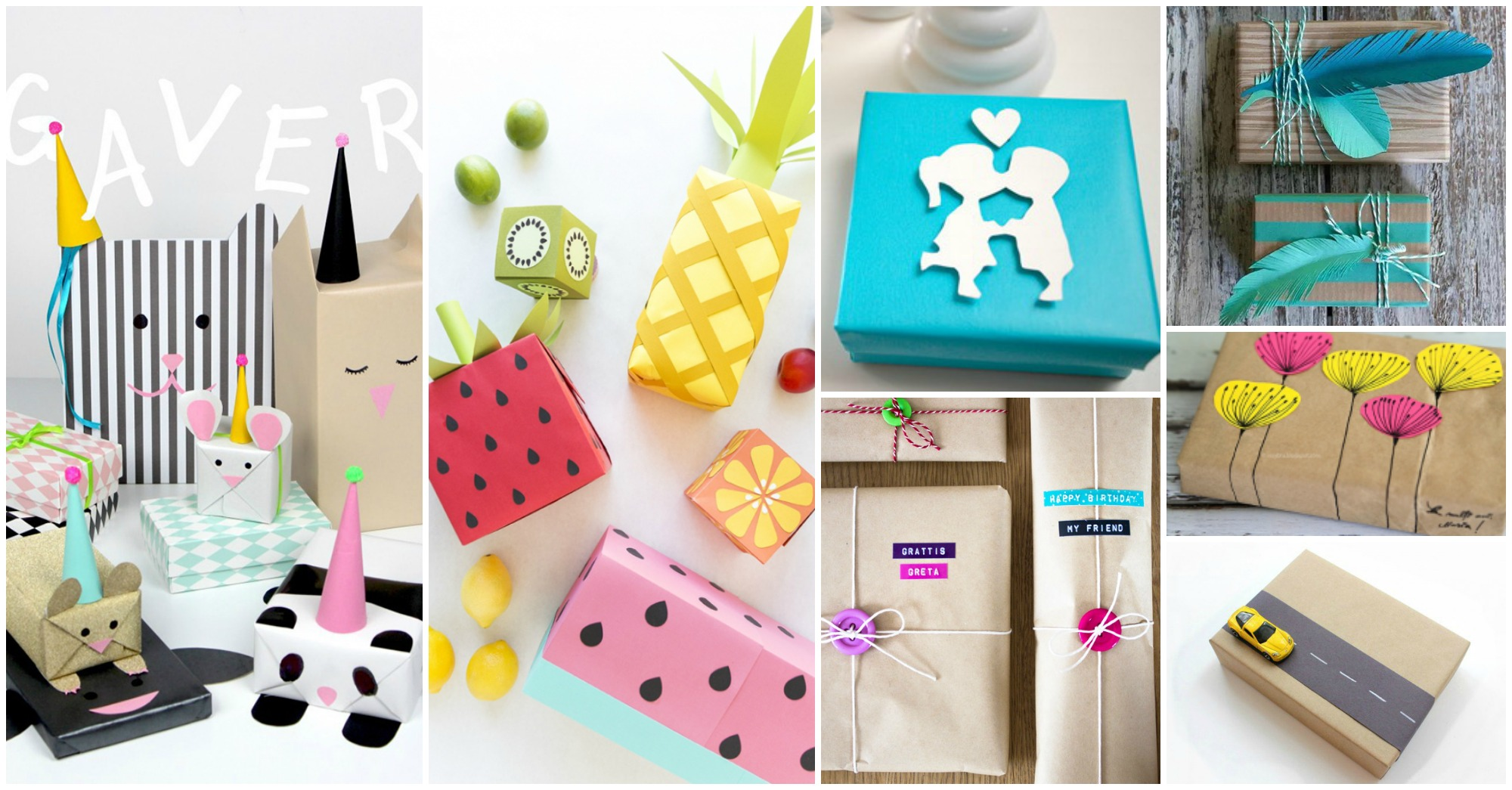 20+ Cool DIY Gift Wrapping Ideas That Will Boost Your ... on Awesome Ideas  id=98912