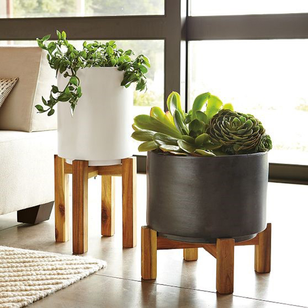 Modern Planter Stands That Will Amaze You on Hanging Plants Stand Design  id=66064