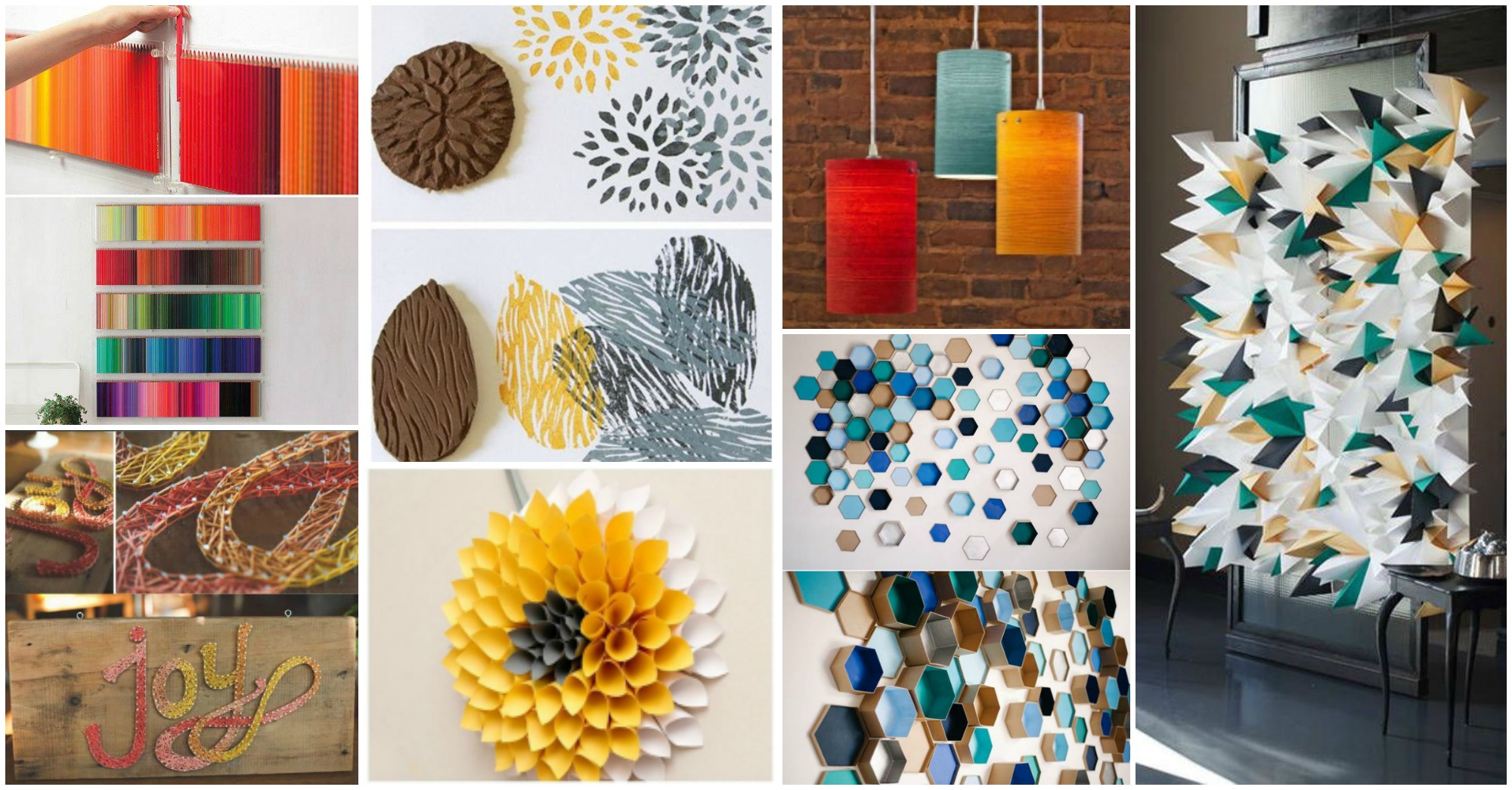 Fantastic DIY Wall Decor Projects That Will Amaze You on Picture Hanging Idea  id=21998