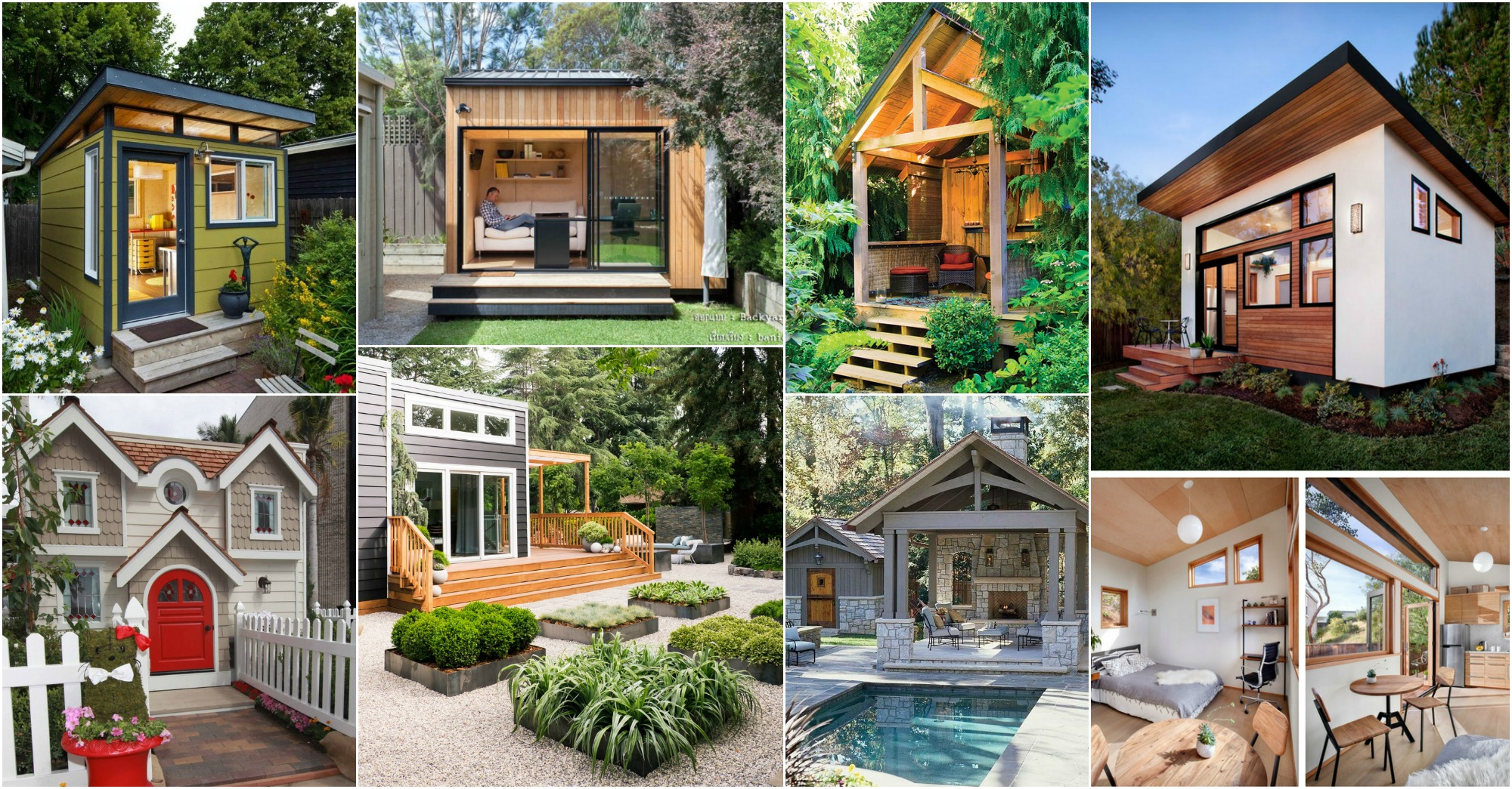 Great Backyard Cottage Ideas That You Should Not Miss on Bungalow Backyard Ideas id=74779