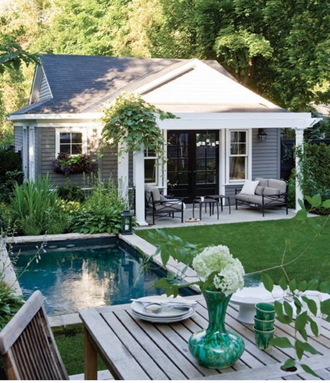 Great Backyard Cottage Ideas That You Should Not Miss on Bungalow Backyard Ideas id=39343