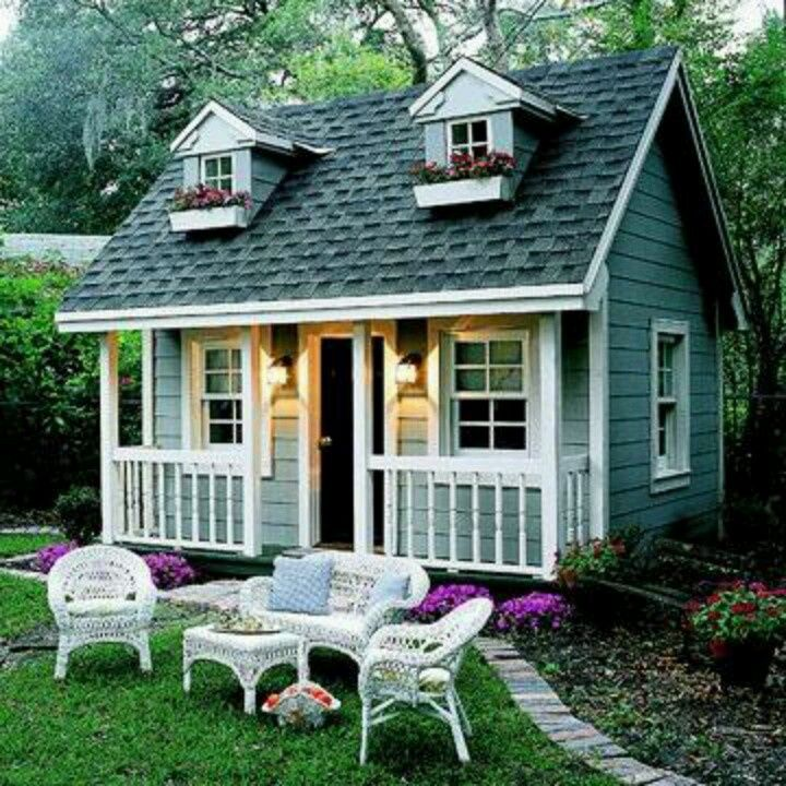Great Backyard Cottage Ideas That You Should Not Miss on Bungalow Backyard Ideas id=56788