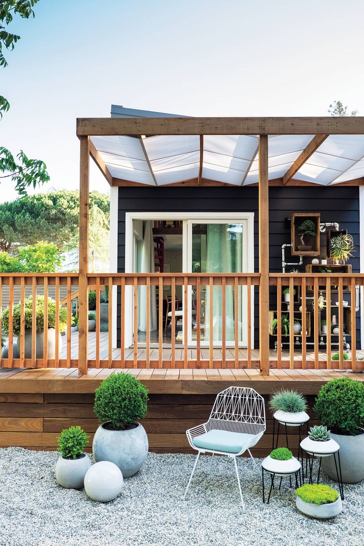 Great Backyard Cottage Ideas That You Should Not Miss on Bungalow Backyard Ideas id=45915