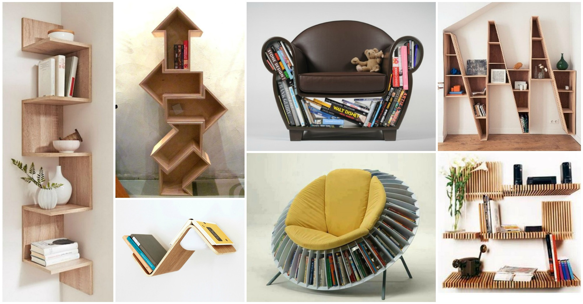 Cool Bookshelves Ideas You Should Incorporate In Your Home on Awesome Ideas  id=12117