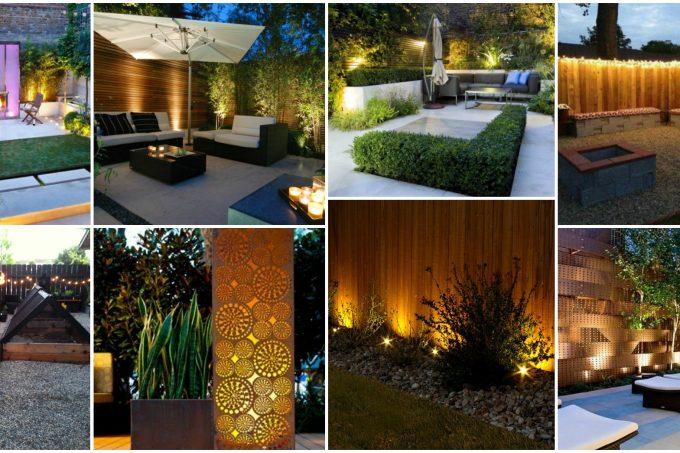 garden fence lighting archives