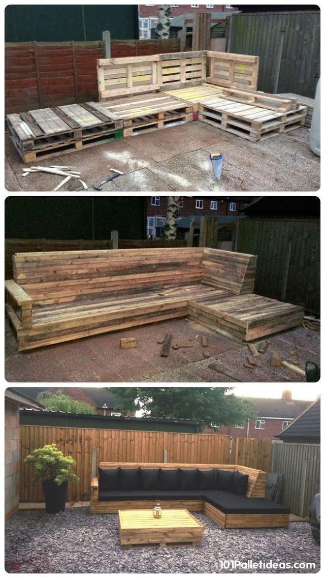 You Have To Check! DIY Outdoor Pallet Ideas on Pallets Design Ideas  id=27387