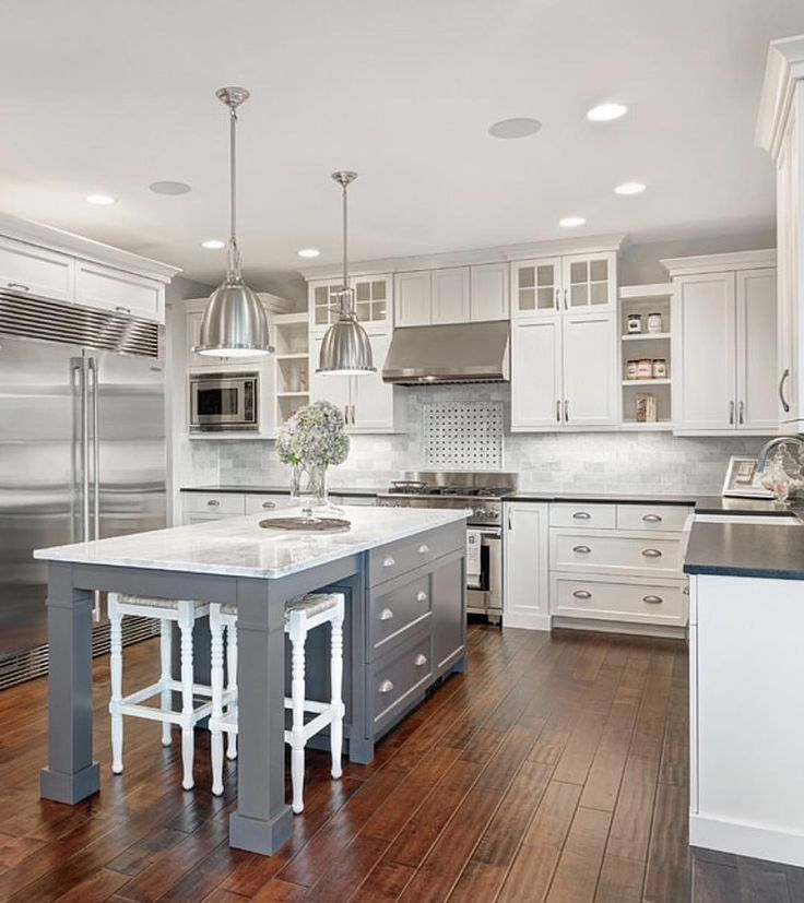 Must See These Cool Kitchen Islands For Your Interior on Kitchen  id=27689