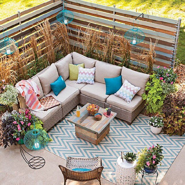 Check Out These Patio Ideas On A Budget And You Will Not ... on Backyard Patios On A Budget id=19703