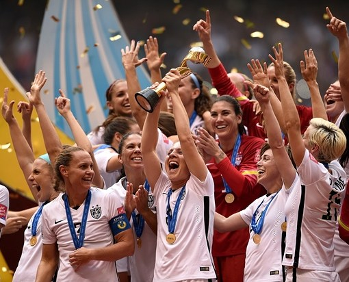 USA Women's World Cup 2015