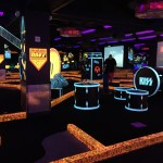Las Vegas: Rio KISS mini golf