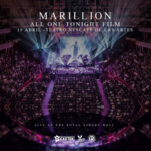 Marillion: All One Tonight (Live at Royal Albert Hall)