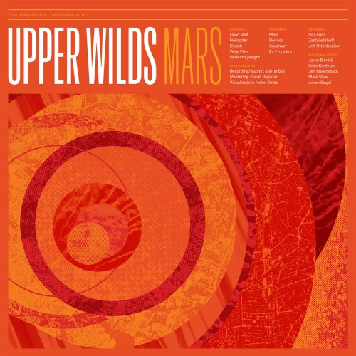 Upper Wilds: Mars