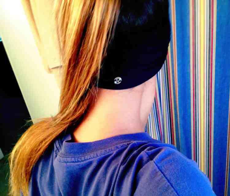 lululemon headstand headhugger headband
