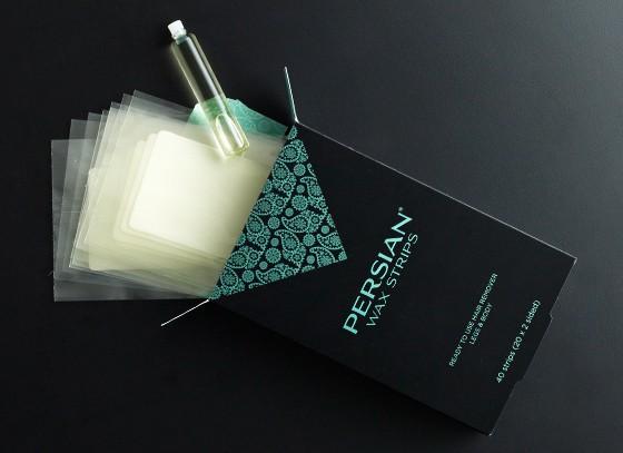 persian wax strips review