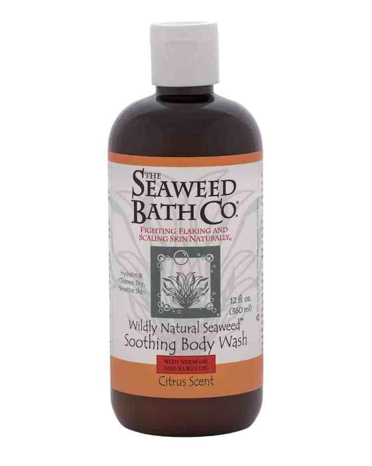 Seaweed Bath soothing body wash Company citrus
