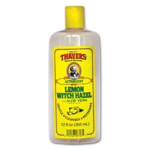 thayer's lemon witch hazel