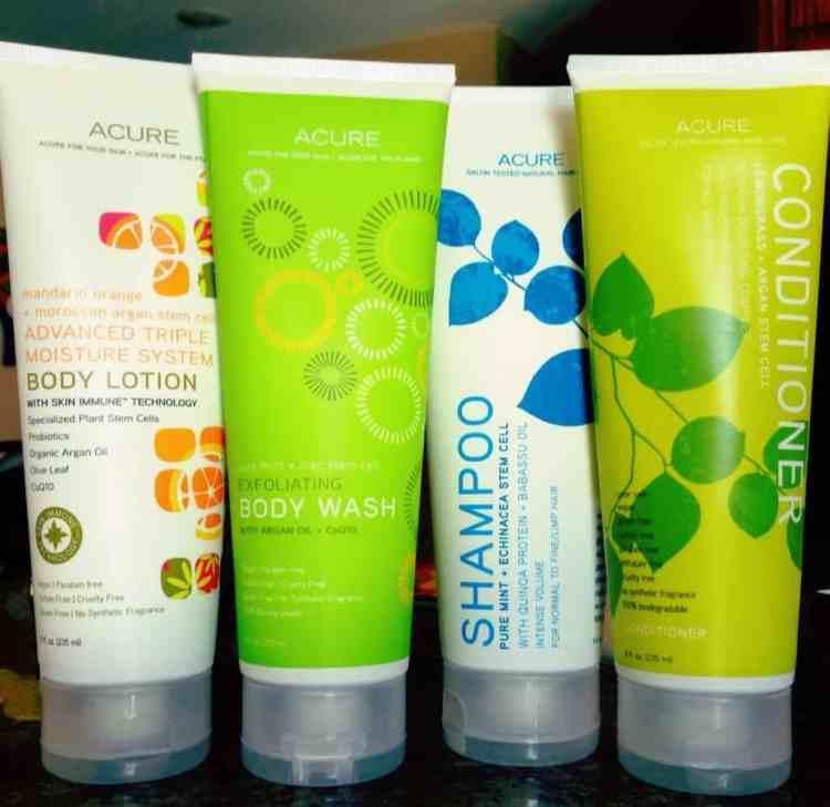 acure organics hair