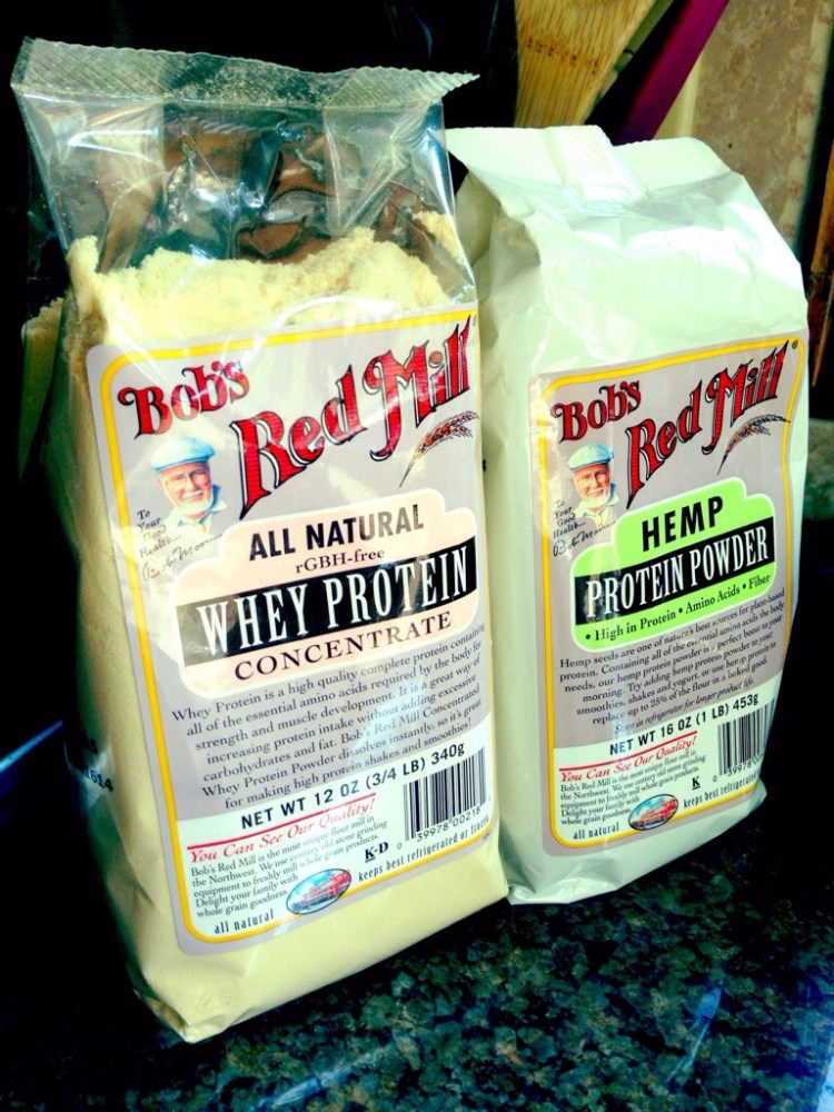 bobs red mill whey hemp protein
