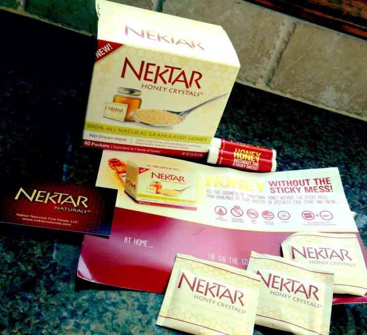 Nektar Naturals Honey Crystals Review