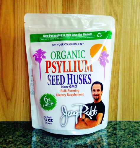 jay robb organic psyllium husk review