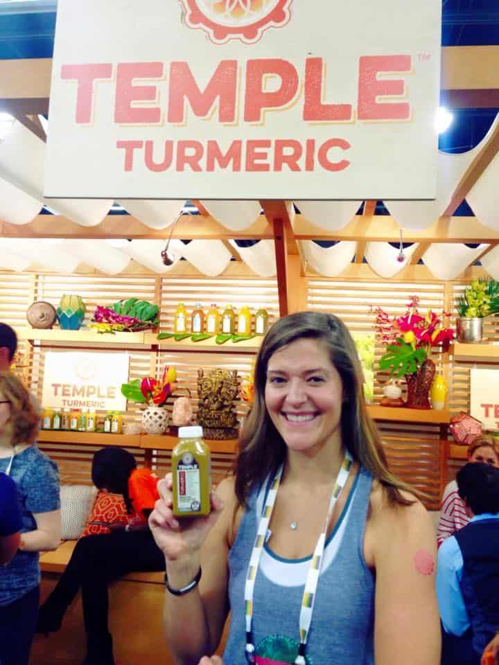 temple turmeric 2015 Expo West Photo Recap