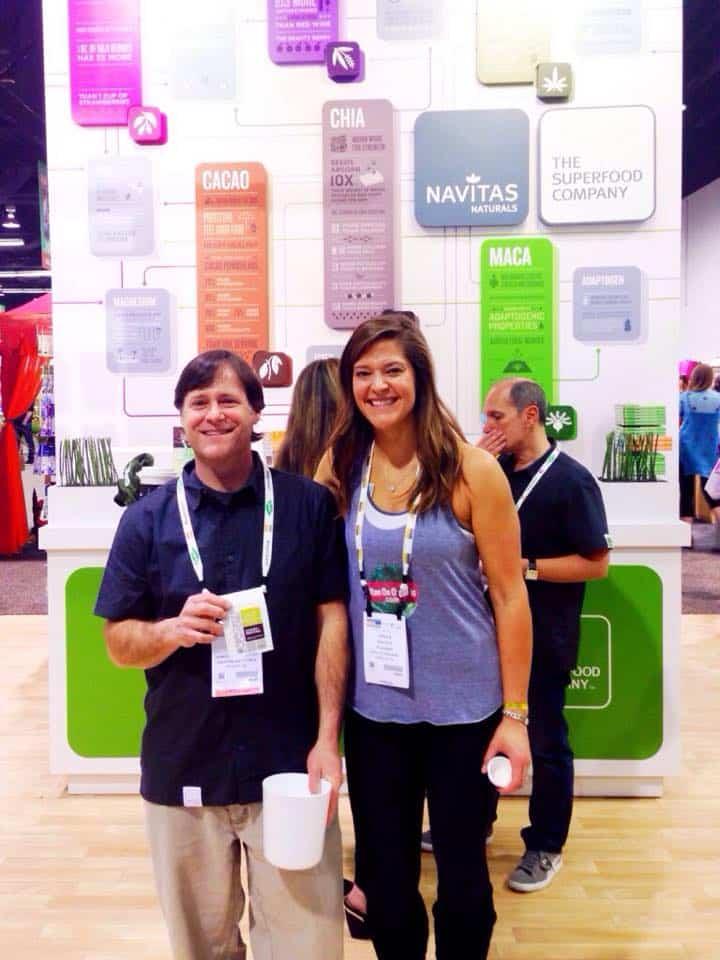 navitas organics superfoods 2015 Expo West Photo Recap