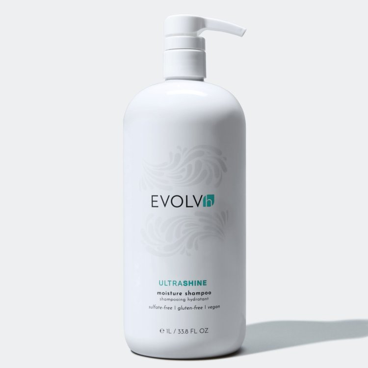 evolvh ultrashine shampoo 8 Clean Haircare Shampoos to Try (& 3 That Didn't Work for Me)