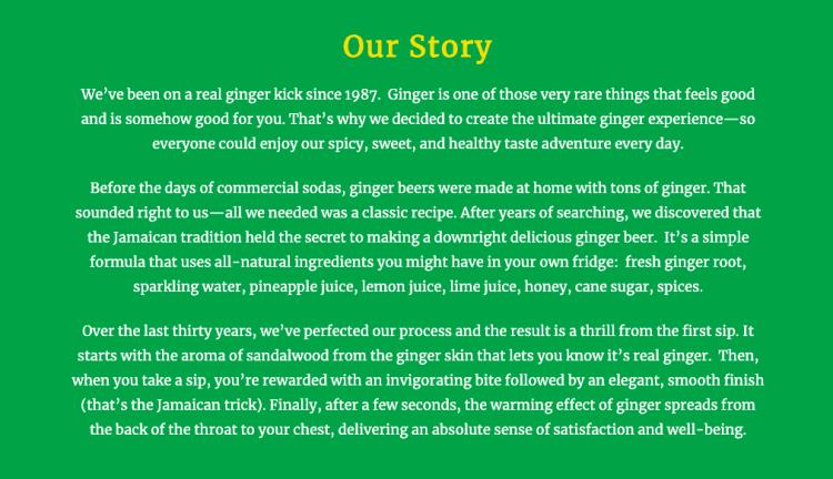Reed's Ginger Brew Kombucha Tea Review