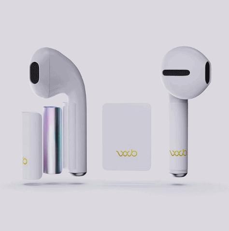 waveblock air pod wireless headphones emf protection