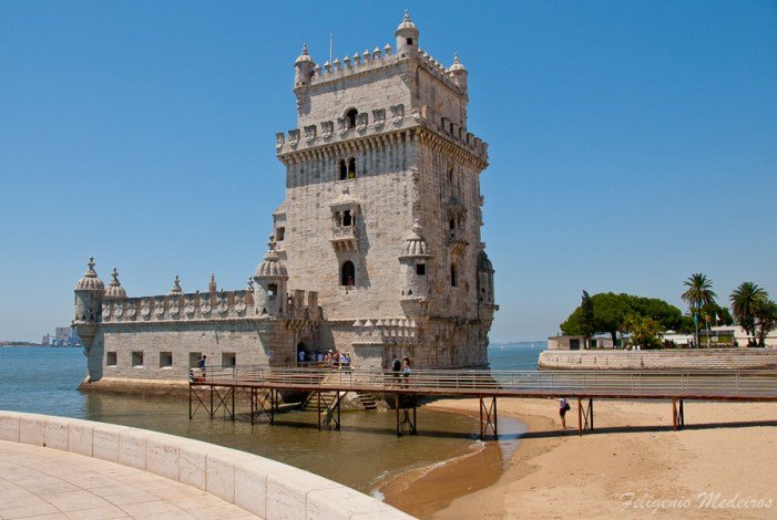 Belém Tower (Photo: FeelPortugal.com/Feligénio Medeiros)