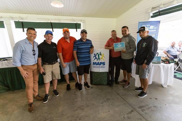 MAPS Golf Tournament 2nd Prize