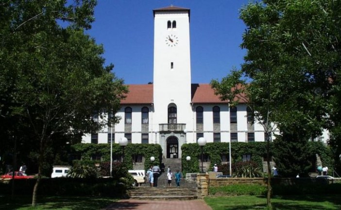 Rhodes University in south Africa