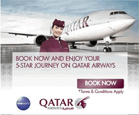 qater airways