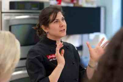 Chef Jill Houck from Sara Lee
