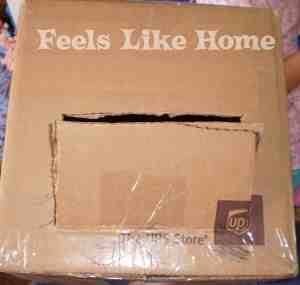 Homemade Play Mailbox