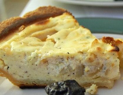 Torta Rustica Cheese Pie