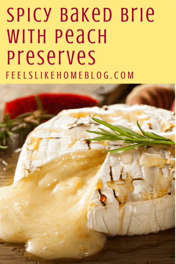 melted brie