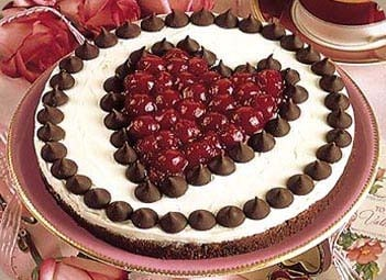 cherry cordial creme brownie cheesecake