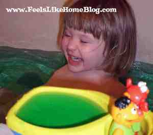 irish potato candy followed by a green bath