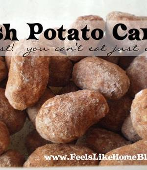 Irish Potato Candy Recipe