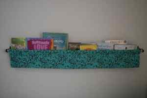 hanging book display